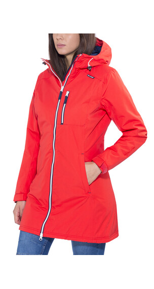 Helly Hansen Long Belfast Winter Jacket Women Melt Down